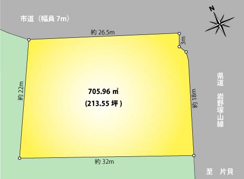 長岡市岩野