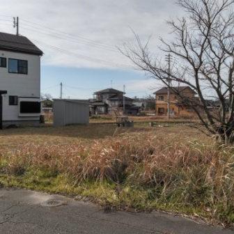 新発田市藤塚浜