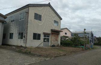 三条市柳川新田倉庫